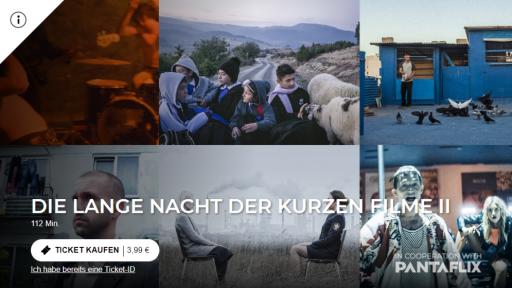 FilmFestival Cottbus - Live-Talk: Die Lange Nacht der kurzen Filme