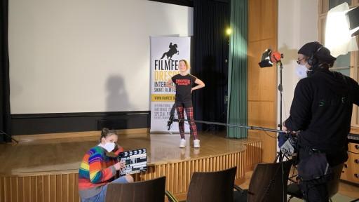 Kurzfilmtag 2020 im Lingnerschloss - Wir sind digital dabei!