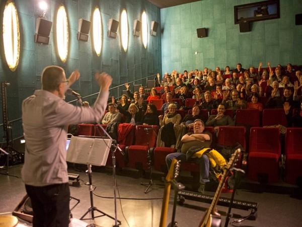 KURZFILMTAG 2016 im Kino Universum in Backnang. © KURZFILMTAG