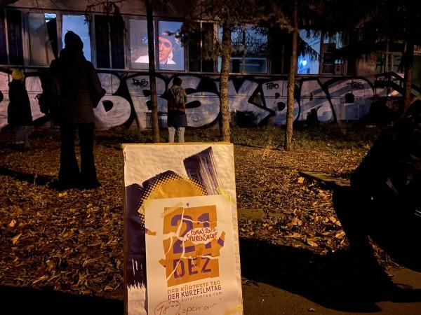 Papierkino in Berlin zum KURZFILMTAG 2020. (c) Marie-Ulrike Callenius